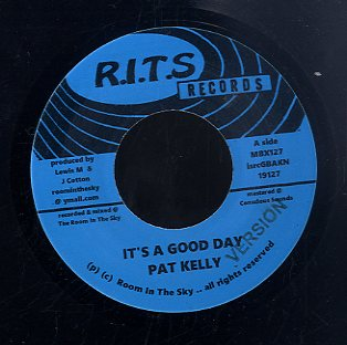 PAT KELLY [It's A Good Day]