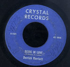 DERRICK HARRIOTT [Being In Love ]