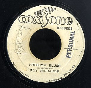 ROY RICHARDS / THE SPLENDERS [Freedom Blues / The First Time I Met You]