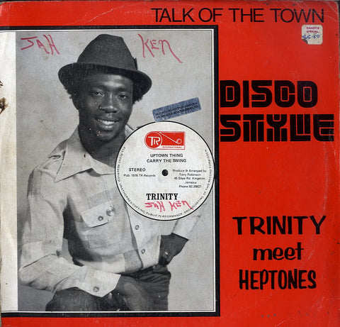 TRINITY + HEPTONES [Talk Of The Town / Sea Of Love]