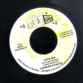 THORPIDO, SALUTE / VIN GORDON, SALUTE [Unto Jah / Declaration Of Dub]