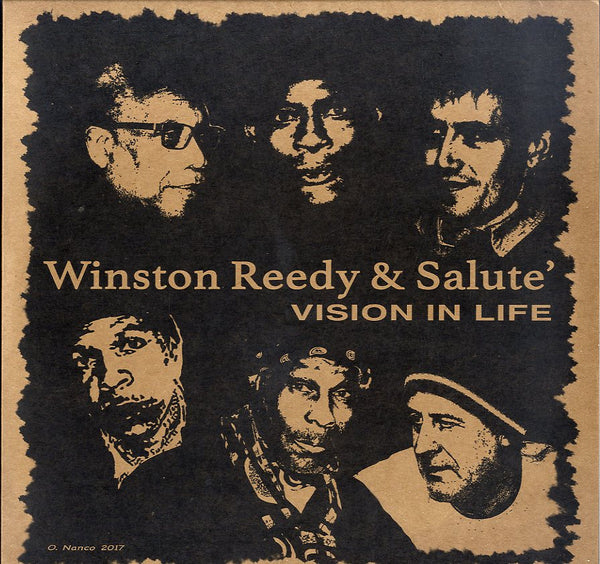 WINSTON REEDY & SALUTE' [Vision In Life]