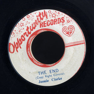 JOHNNY CLARKE / HUGH ROY JUNIOR [The End / Let The Music Rock You]