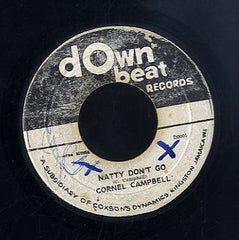 CORNELL CAMPBELL [Natty Don't Go]