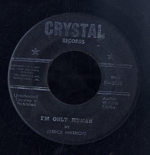 ROY PANTON / DERRICK HARRIOTT [Good Man /  I'm Only Human]