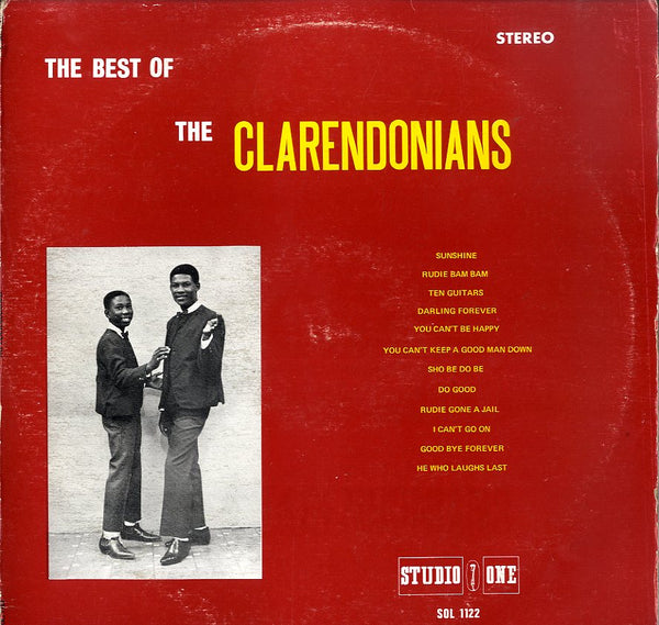 THE CLARENDONIANS [The Best Of The Clarendonians]