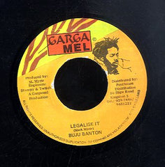 BUJU BANTON [Legalise It]