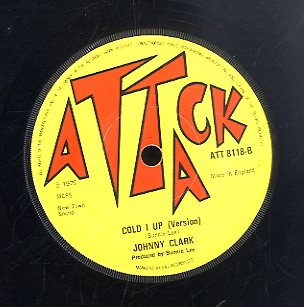 JOHNNY CLARKE [Cold I Up(The Ruler)]