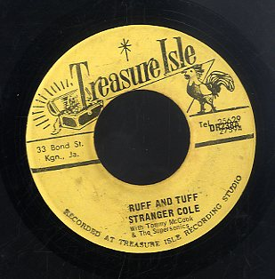 STRENGER & PATSY / STRENGER COLE [When You Call My Name / Ruff & Tuff]