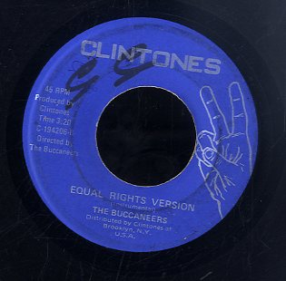 THE CLINTONES [Equal Rights]
