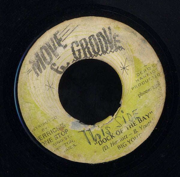 BIG YOUTH / AUGUSTUS PABLO [Dock Of The Bay / Bass & Drum Version]