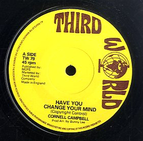 CORNELL CAMPBELL [Have You Change Your Mind]