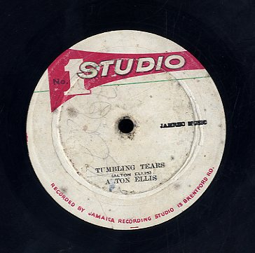 ALTON ELLIS / MADLADS [Tumbling Tears / Loosing You]