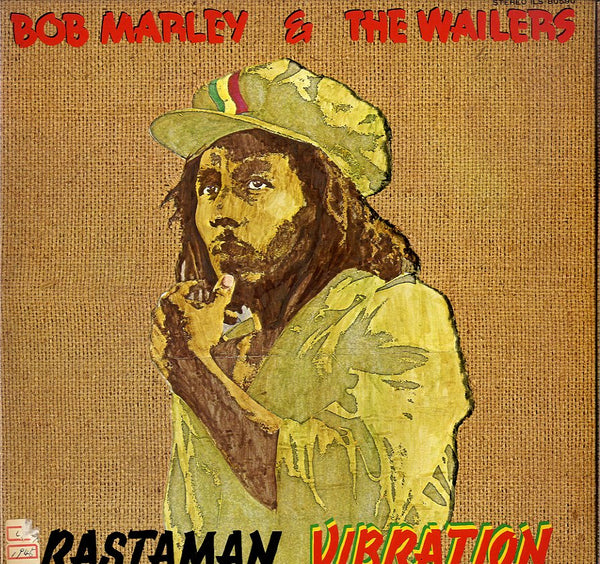 BOB MARLEY & THE WAILERS [Rasta Man Vibration]