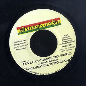 ABIJA & NADINE SUTHERLAND [Love Can Change The World.]