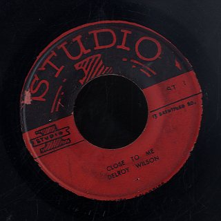 DELROY WILSON / SOUL BROS [Close To Me / Hi Life]