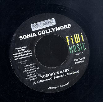 SONIA COLLYMORE [Nobody's Baby]