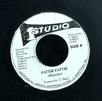 THE HEPTONES [Fattie Fattie]