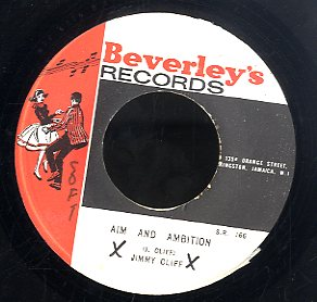 JIMMY CLIFF [Going Bck West / Aim & Ambition]