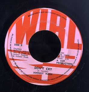JOHNNY NASH [You Got Soul / Don't Cry]