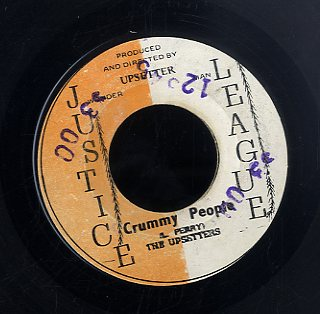 BIG YOUTH / UPSETTERS ( FLAMES ) [Moving Version / Crummy People]