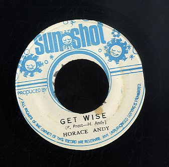 HORACE ANDY  [Get Wise ]