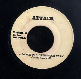 CORNELL CAMPBELL [Dance In A Greenwich Farm]