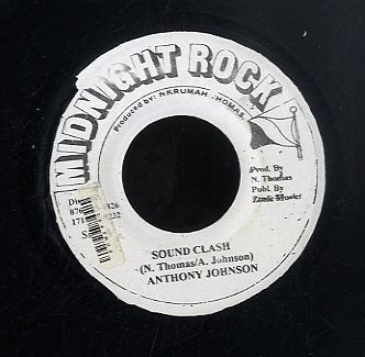 ANTHONY JOHNSON [Sound Clash]