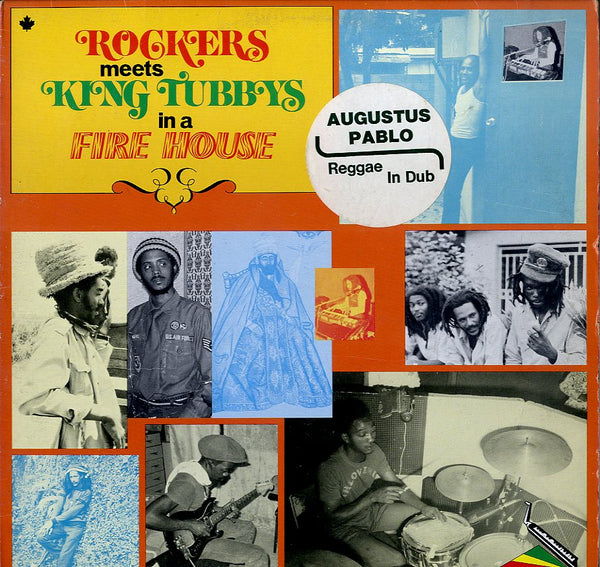 AUGUSTUS PABLO [Rockers Meets King Tubby In A  Fire House]