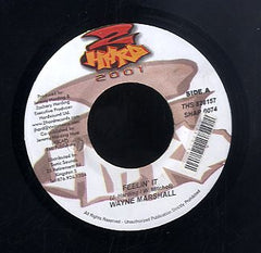 WAYNE MARSHALL / DELLY , DA'VILLE  [Feelin It / Three Steps Forward]