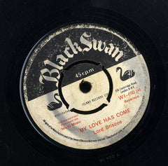 LORD BRISCOE / BABA  BROOKS  [My Love Has Come / Sweet Eileen]