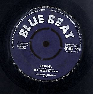 BLUES BUSTERS [You Are Driving Me Crazy / Donna]