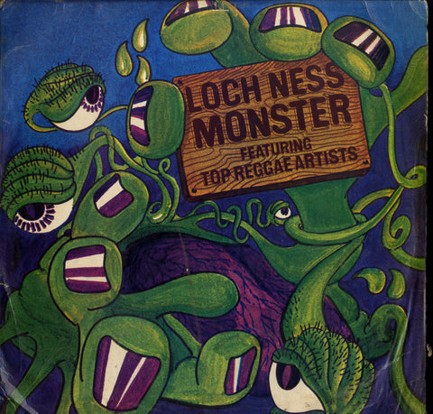 TOP REGGAE ARTISTS [Loch Ness Monster]