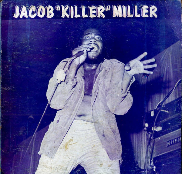 JACOB MILLER [Killer Miller]