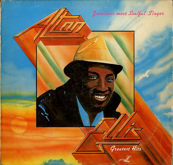 ALTON ELLIS [Greatest Hits]