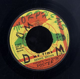 DENNIS BROWN [My Time]