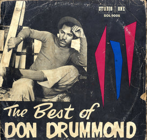 DON DRUMMOND [The Best Of Don Drummond]