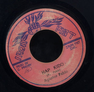 AUGUSTUS PABLO / JAH MOJO [Hap Kid / Truth & Truth Version]