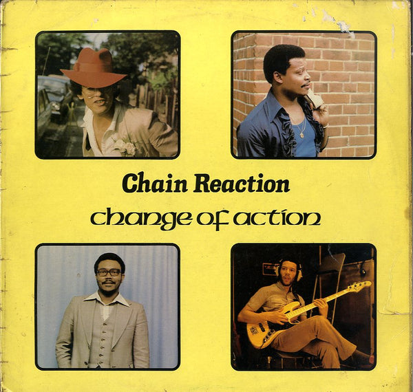 CHAIN REACTION [Change Of Action]
