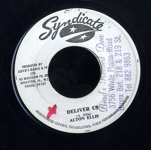 ALTON ELLIS [Deliver Us ]