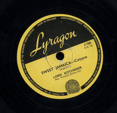 "LORD KITCHNER [Sweet Jamaica / Romance On The ""Queen Mary""]"