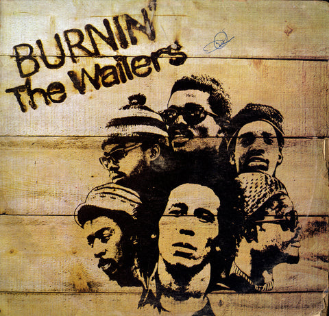 THE WAILERS [Burning]
