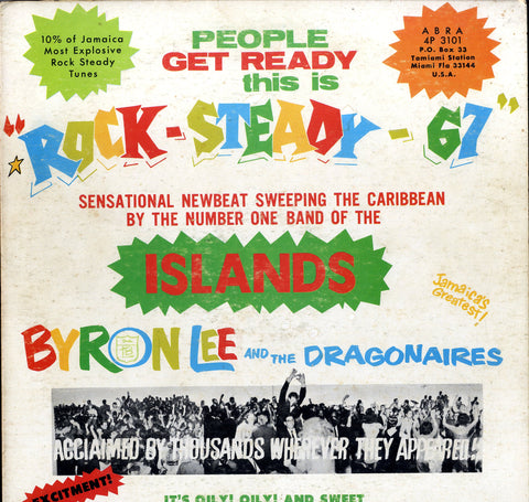 BYLON LEE & THE DRAGONAIRES [Rock Steady '67]