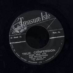 THE SILVERTONES / TOMMY MCCOOK & THE SUPER SONICS [True Confession / More Love]