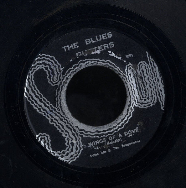THE BLUES BUSTERS [Wide Awake In A Dream / Wings Of A Dove ]