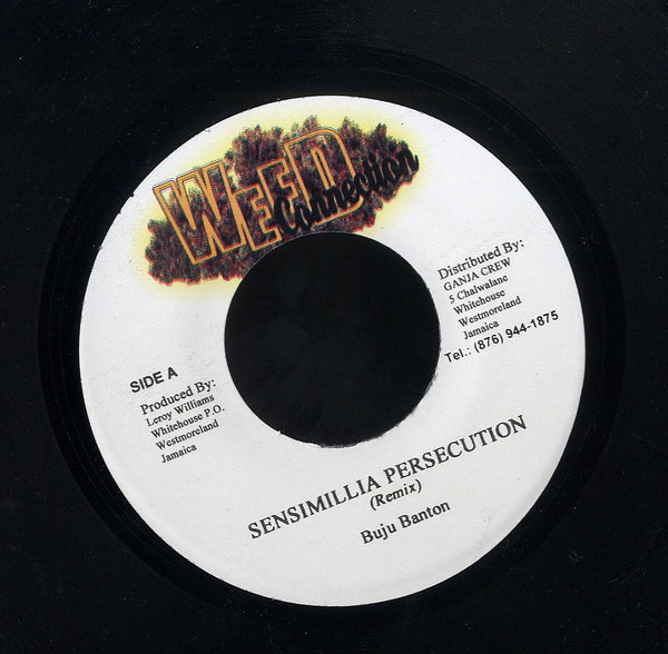 BUJU BANTON / MR. VEGAS [Sensimillia Persection / Crack Town]