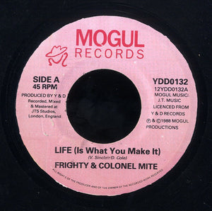 FRIGHTY & COLONEL MITE [Life]