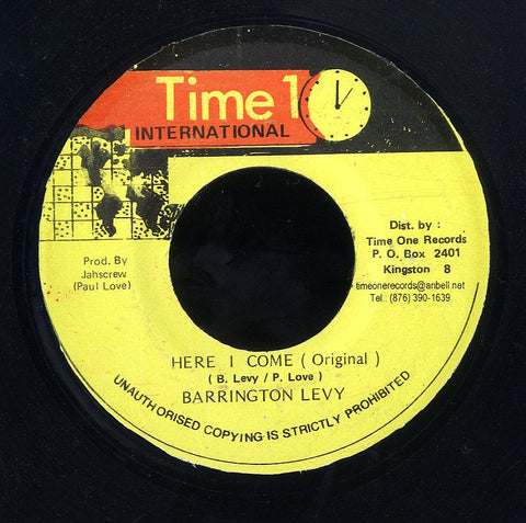 BARRINGTON LEVY [Here I Come]