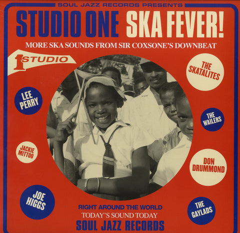 V. A.  [Studio One Ska Fever]