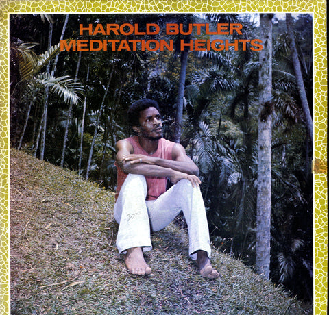 HAROLD BUTLER [Meditation Heights]